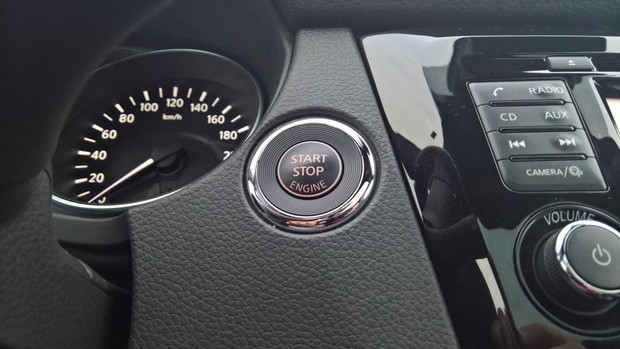 Nissan Qashqai 1,6 dCi 4WD Tekna detalji 07