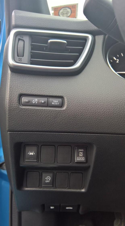 Nissan Qashqai 1,6 dCi 4WD Tekna detalji 11