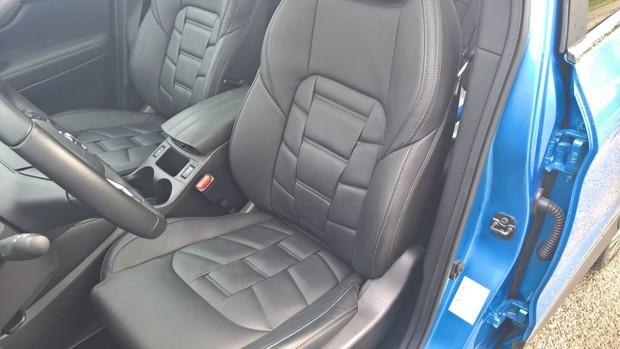 Nissan Qashqai 1,6 dCi 4WD Tekna detalji 13