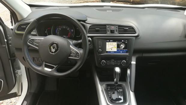 Renault Kadjar S-Edition Energy dCi 130 X-Tronic detalji 01