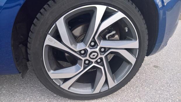 Renault Megane GT dCi 165 detalji 22