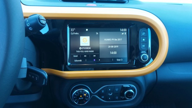 Renault Twingo Intens TCe 95 08