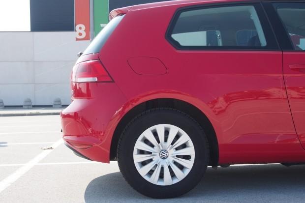 Volkswagen Golf 1.2 TSI Trendline TEST