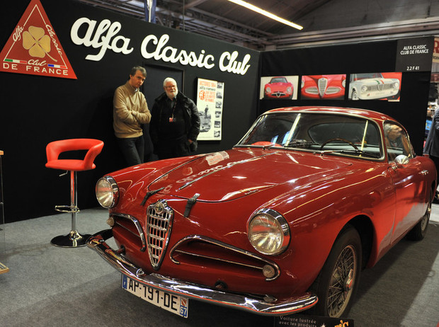Retromobile 2012 - Alfa classic Club