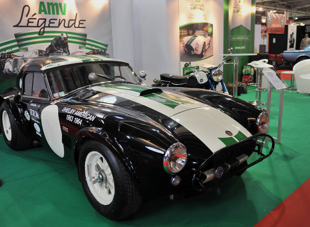 Retromobile 2012 - AMV Legende