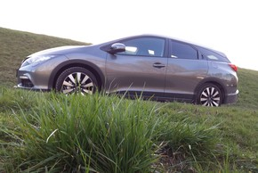 FOTO: Honda Civic Tourer 1.6 i-DTEC Lifestyle X TEST