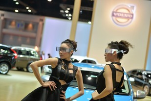 FOTO: Ljepotice s 35. Bangkok International Motor Showa