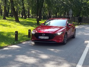Mazda3 je osvojila Red Dot nagradu