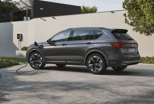 245 KS za plug in Seat Tarraco FR PHEV