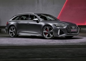 600 KS i 800 Nm za novi Audi RS6 Avant