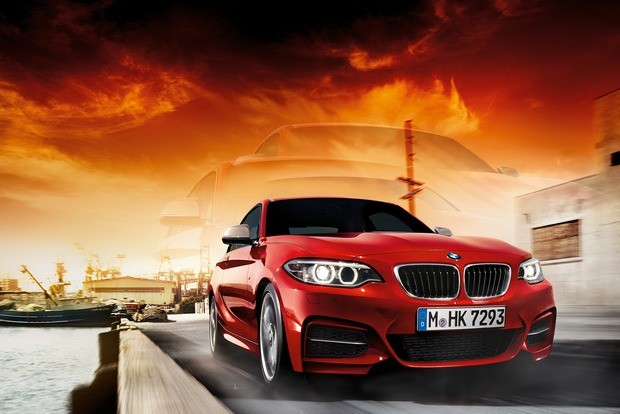 BMW 2 Coupe - Sport Handling Package