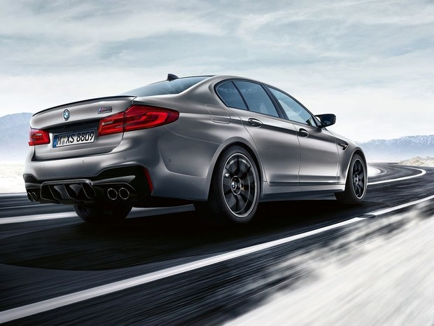 BMW M5 Competition dolazi sa 625 KS