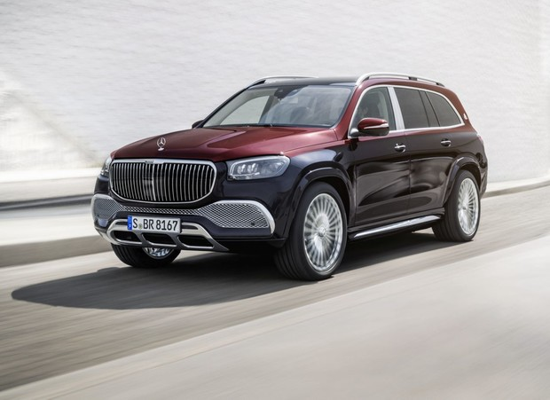 Luksuzan Mercedes-Maybach GLS 600 4Matic