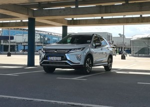 Nagrada za Mitsubishi Eclipse Cross