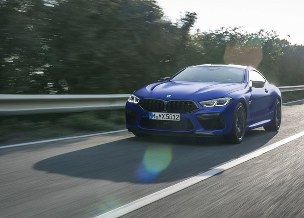 Novi BMW M8 Competition Coupe i Cabrio