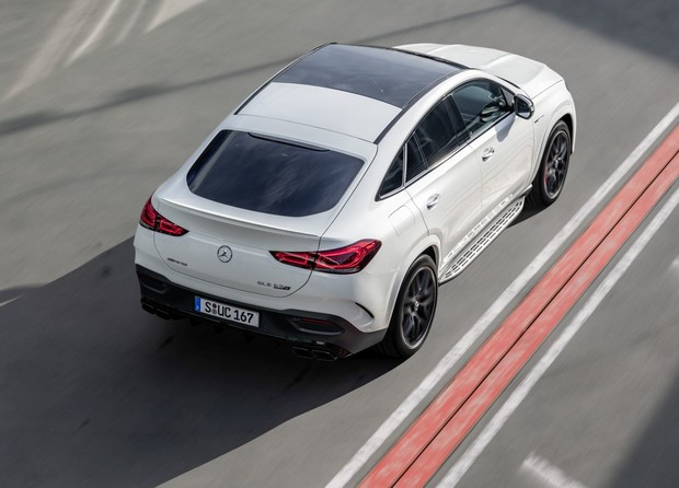 Novi Mercedes-AMG GLE 63 4MATIC+ Coupe