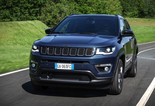 Novi turbo benzinac za Jeep Compass