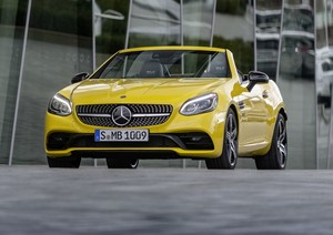 Ovo je Mercedes-Benz SLC Final Edition