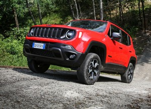 Plug-in hibridi Jeep Renegade i Compass