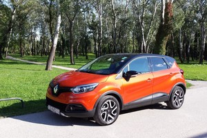 Renault Captur 1.5 dCi 90 Dinamique TEST