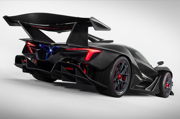 Supersportski Apollo Intensa Emozione