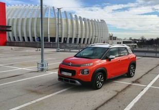 Citroen C3 Aircross Shine HDi 100 TEST