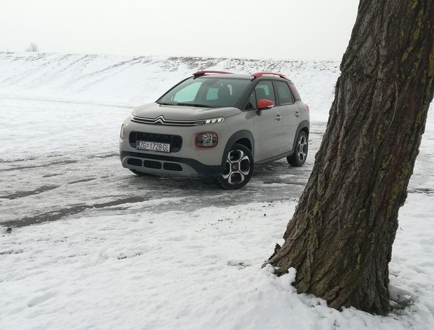 Citroen C3 Aircross Shine HDi 120 TEST
