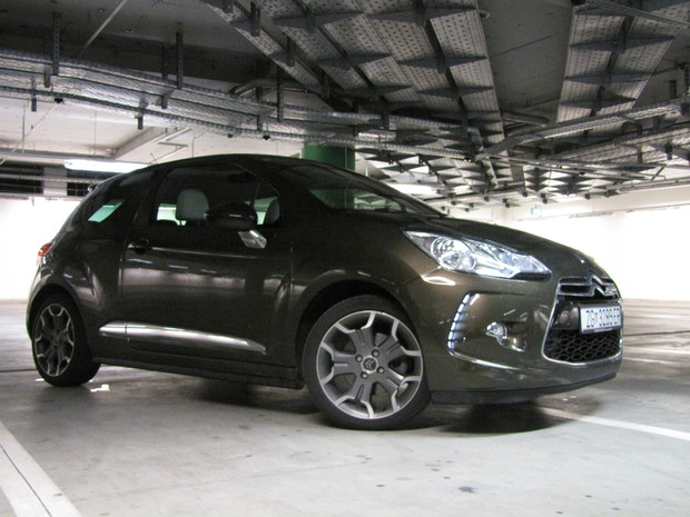 citroen ds3 1 6 thp 155 ultra prestige test testirali. Black Bedroom Furniture Sets. Home Design Ideas