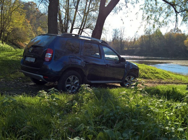 Dacia Duster 1.5 dCi Laurate EDC TEST