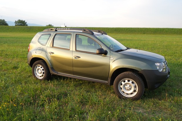Dacia Duster 1.5 dCi 110 4x4 Ambiance TEST