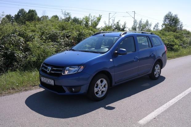 Dacia Logan MCV 1.5 dCi 75 Laureate TEST