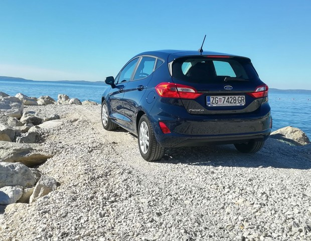 Ford Fiesta 1.1 70 KS Mood 5 vrata TEST