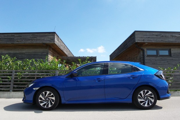 Honda Civic 1.0T VTEC 129 Comfort TEST