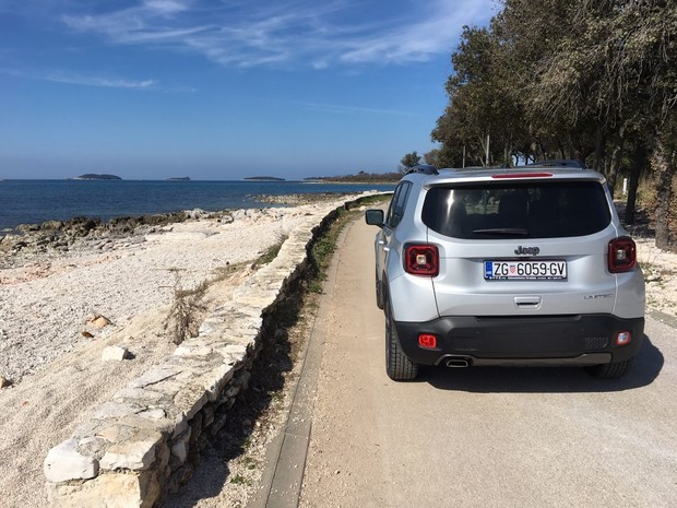 Jeep Renegade 1.6 Multijet Limited TEST