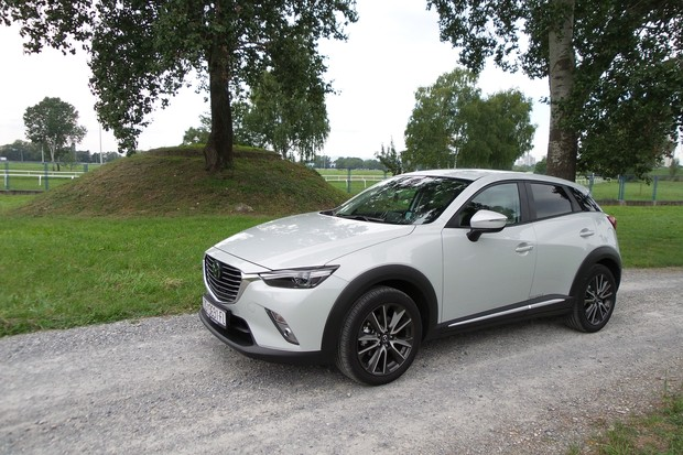 Mazda Cx 3 2 0 G150 At Awd Revolution Top Test Testirali Smo