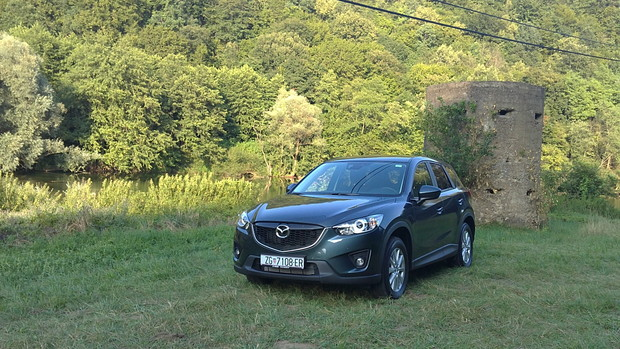 Mazda CX-5 CD150 2WD Challenge TEST