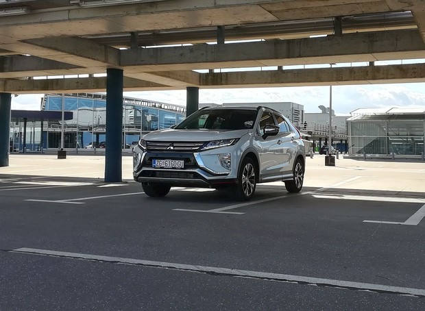 Mitsubishi Eclipse Cross Instyle Test