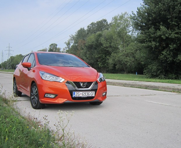 Nissan Micra 1.5 DCi 90 N-Connecta TEST