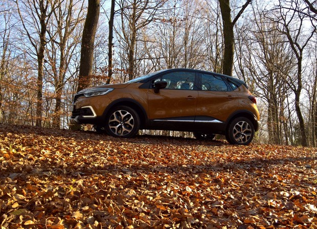 Renault Captur Intens TCe  120 TEST
