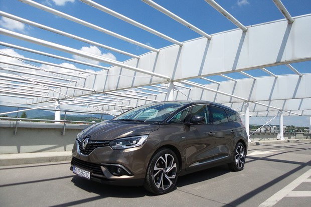 Renault Grand Scenic 1.6 dCi Bose TEST