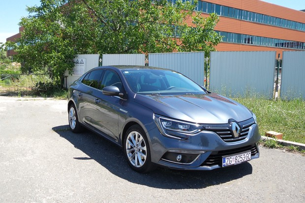 Renault Megane GrandCoupe 1.5 dCi TEST