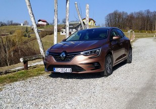 Renault Megane TCe EDC Edition One TEST