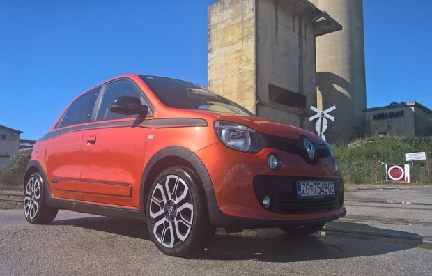 Renault Twingo GT Energy TCe 110 TEST