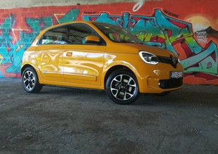 Renault Twingo Intens 0.9 TCe 95 TEST