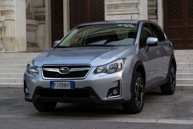 Subaru XV 2.0D Unlimited 6MT 147 TEST